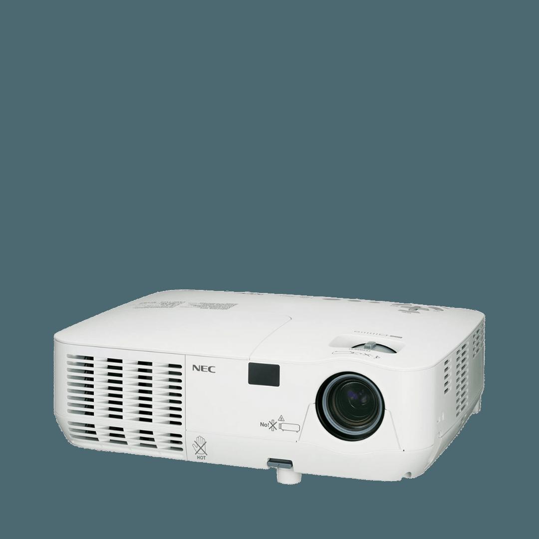 NEC projector NP216 3